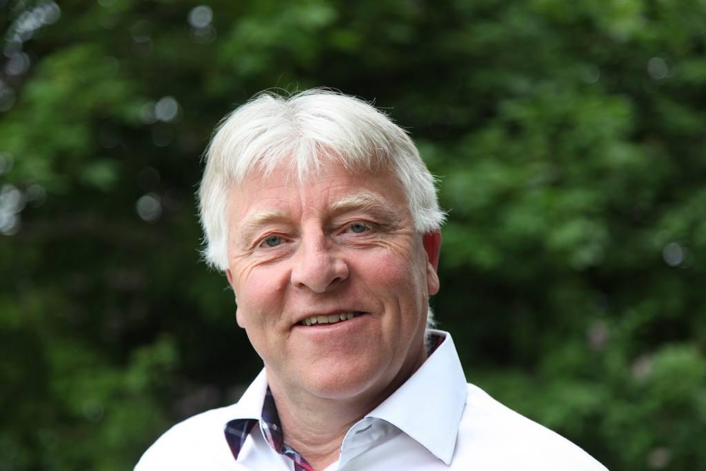 Portrait of Finn Harald Pettersen